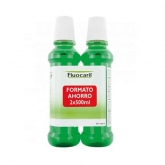Fluocaril Mouthwash Bi Fluore 2x500ml Duo