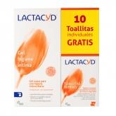 Lactacyd Soin Intime Lavant 400ml Coffret 2 Produits