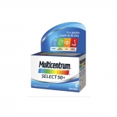 Multicentrum Select 50+ 30 Comprimés