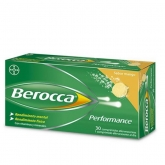 Berocca Performance 30 Comprimés Effervescents Mango