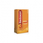 Redoxon Vitamina C 30 Comprimés Effervescents Orange