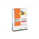 GSE Oral Tabs Rapid 12 Tablets