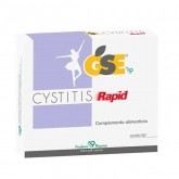 GSE Cystitis Rapid 30 Compimés