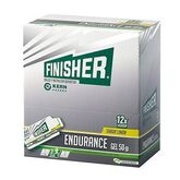 Kern Pharma Finisher Endurance Gel Énergético Limón 12 Geles De 50g