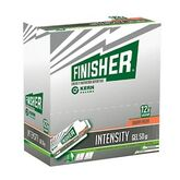Kern Pharma Finisher Intensity Gel Énergético Fresa 12 Geles De 50g