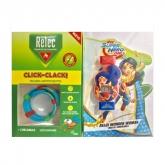 Relec Bracelet Click Clack Set 3 Produits 2018
