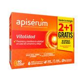 Apiserum Vitaminate 3 X 30 Capsules