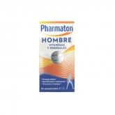 Pharmaton Man Vitamins And Minerals 30 Tablets