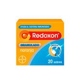 Redoxon Orange Flavour Granules 20 Sachets