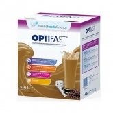 Optifast Coffee Flavored Smoothie 9 Units
