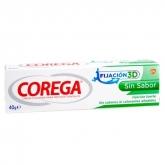Corega Sans Saveur Crème De Fixation 40g