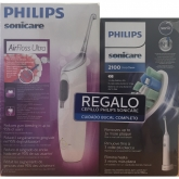 Philips Sonicare AirFloss Ultra Hx8331/01 Set 2 Pieces