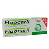Fluocaril Bi-Fluoride Mint Paste 145mg 2x75ml