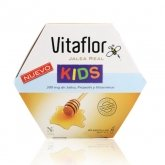 Vitaflor Jalea Real Kids 20 Ampules
