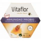Vitaflor Gelée Royale Immunité Probio 10 Fioles 100ml