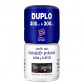 Neutrogena Norwegian Baume Corps Deep Moisture Hydratation Intense  2x300ml