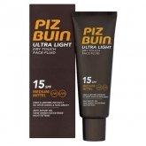 Piz Buin Ultra Light Dry Touch Face Fluid Spf15 50ml