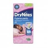 Drynites Pyjama Pants Sous Vêtements Nuit 4-7 Ans 10 Unités