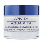 Apivita Aqua Vita Advanced Moisture Revitalizing Cream For Oily Combination Skin 50ml