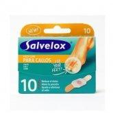 Salvelox Foot Care Pour Callosités 10 Unités