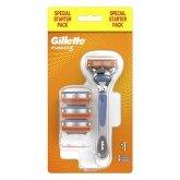 Gilette Fusion5 Razor With 3 Refill