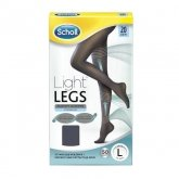 Scholl Collants De Compression 20 Den Taille L Noir