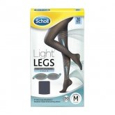 Scholl Collants De Compression 20 Den Taille M Noir