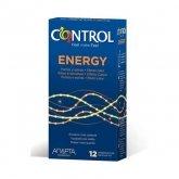 Control Energy 12 Préservatifs