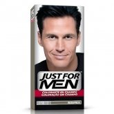 Just For Men Shampoo-in Haircolor Real Black 66ml