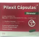 Pilexil Strensia Capsules Anti Hair Loss 120 Units