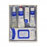 Mustela Blue Small Basket Set 5 Pieces