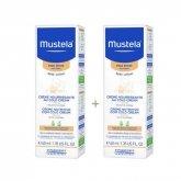 Mustela Crème Visage Nourrissante 40ml Set 2 Produits