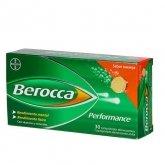 Berocca Performance 30 Effervescent Tablets Orange