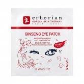 Erborian Ginseng Eye Patch Effet Lissant Immédiat