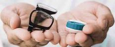 Contact lenses and Covid-19. Can I keep using lenses?