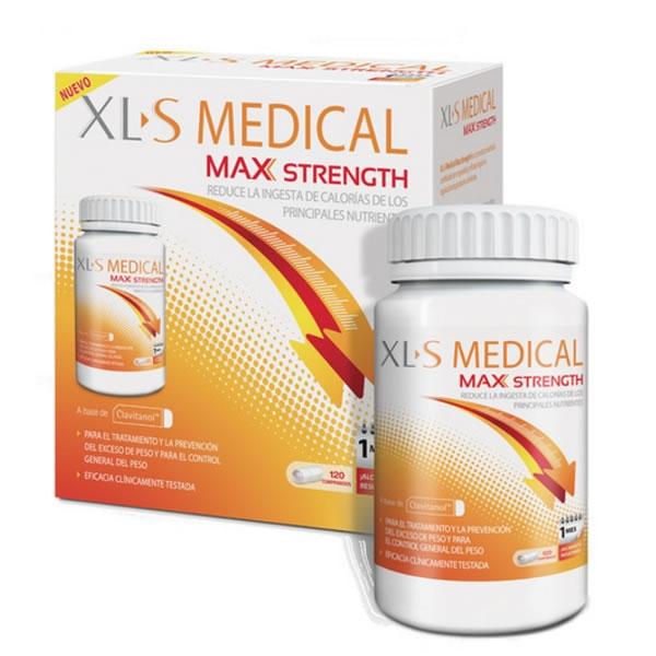 XLS Medical Max Strength 120 Tablets